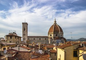 Il Duomo in Florence, Italy
